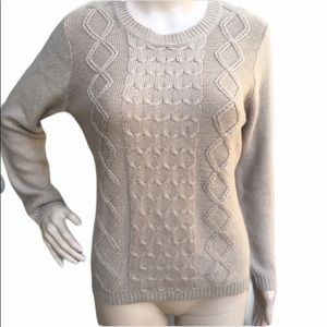 Ambience cable knit sweater